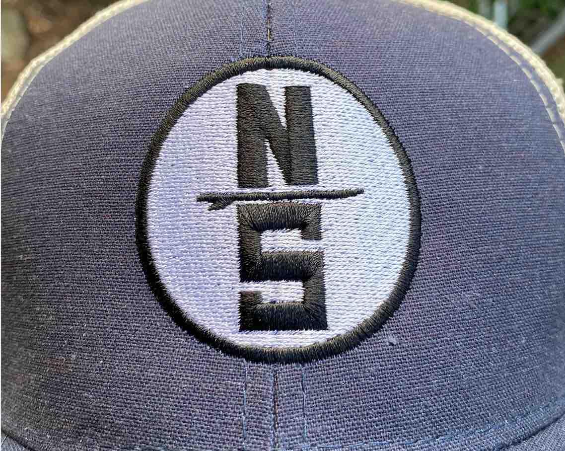 HEMP Cap in Blue or Natural