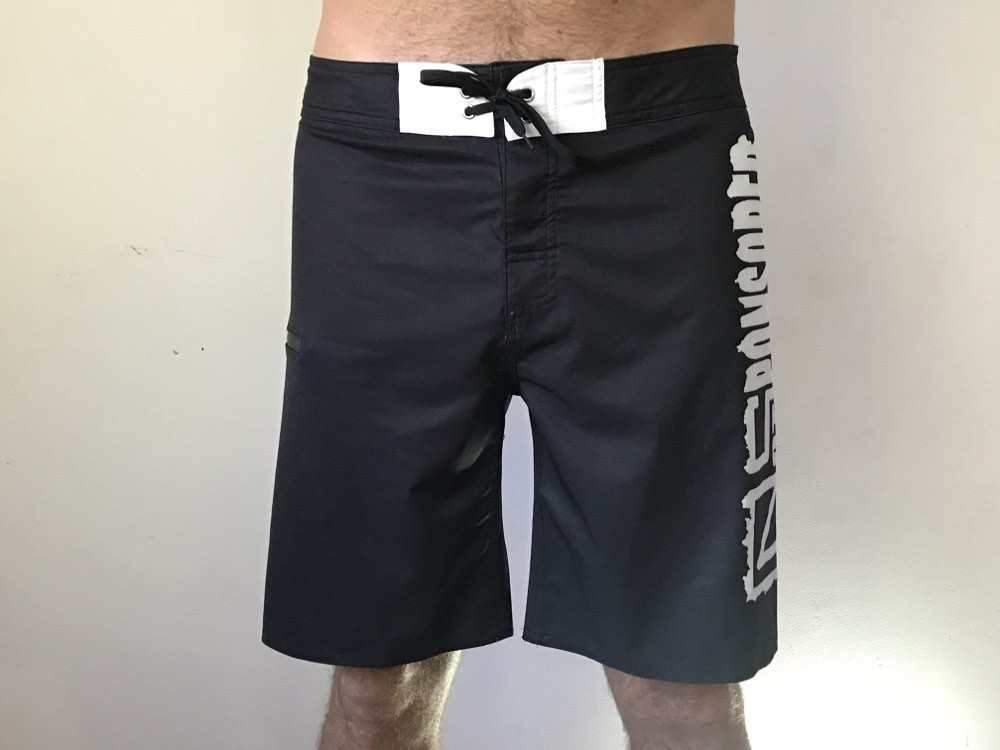 Board Shorts Back In Black (EVERYDAY IS BOARDIES DAY SALE ONLY Aud $60)