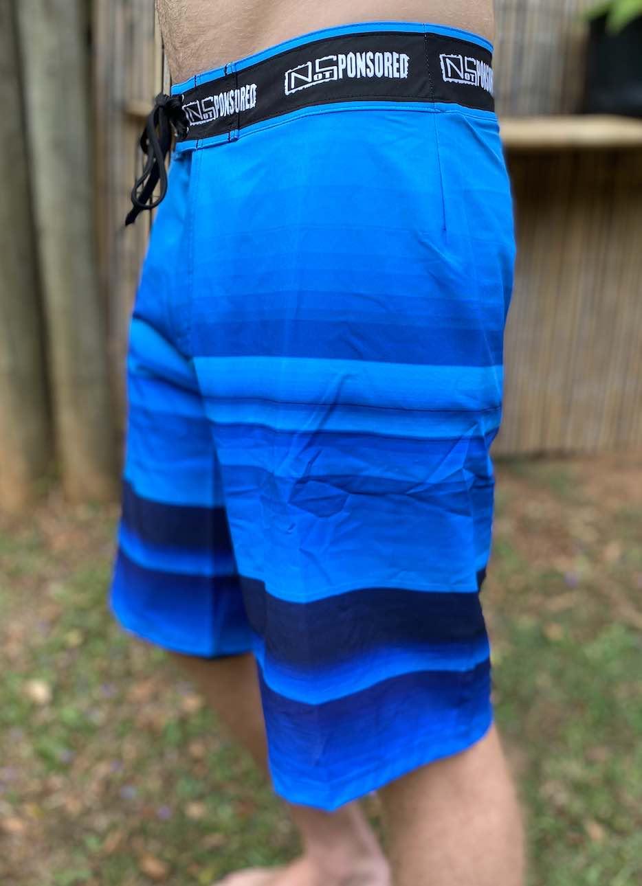 Blue Horizon Board Shorts