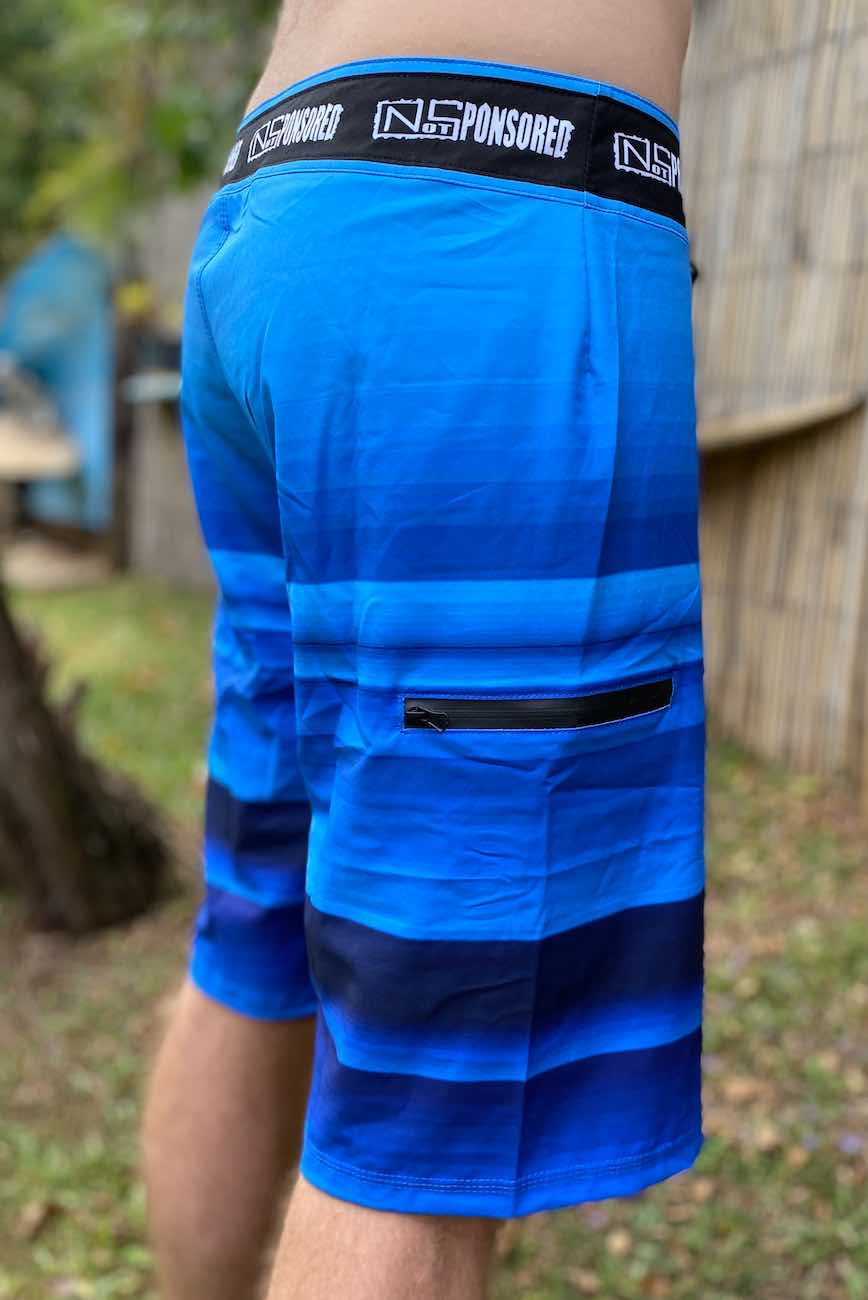 Blue Horizon Board Shorts