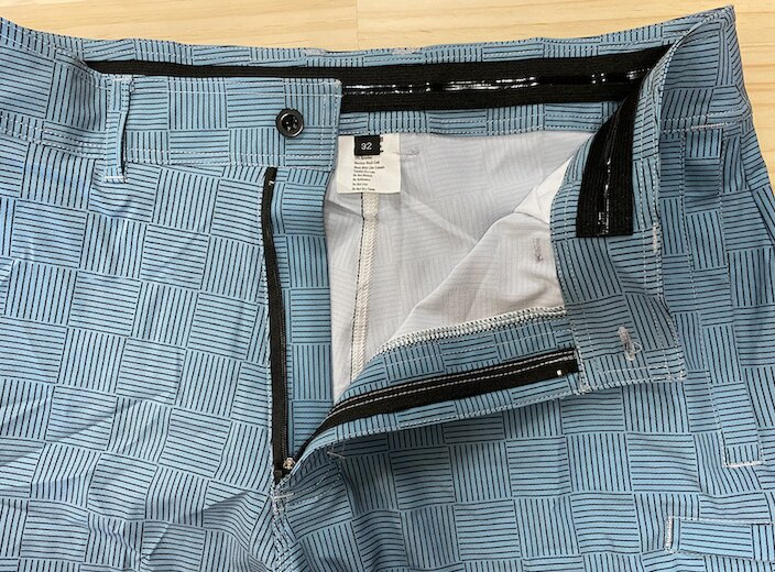 Board Shorts Going Out Boardies Blue Walk Shorts