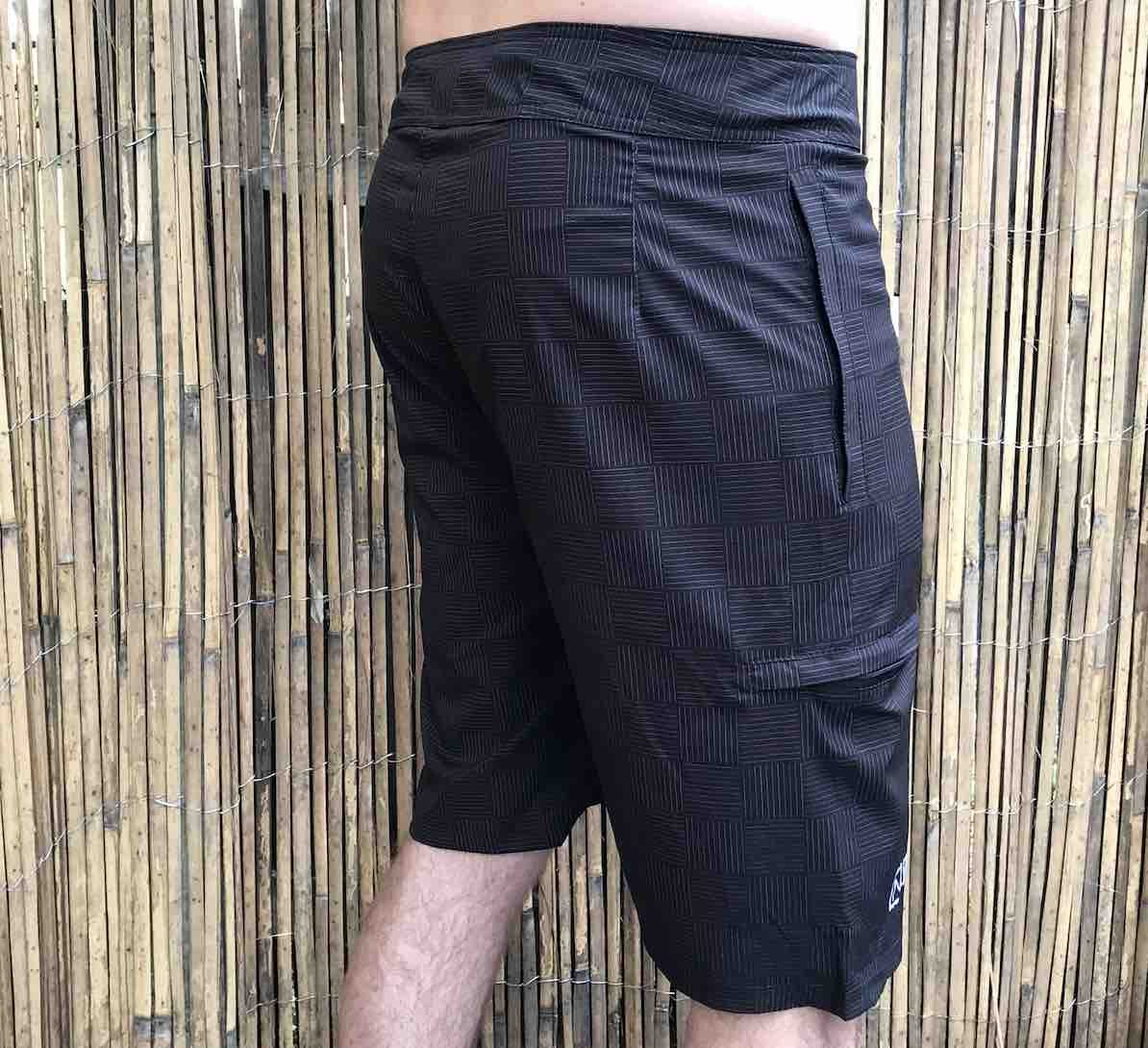 Going Out Board Shorts made from recycled materials