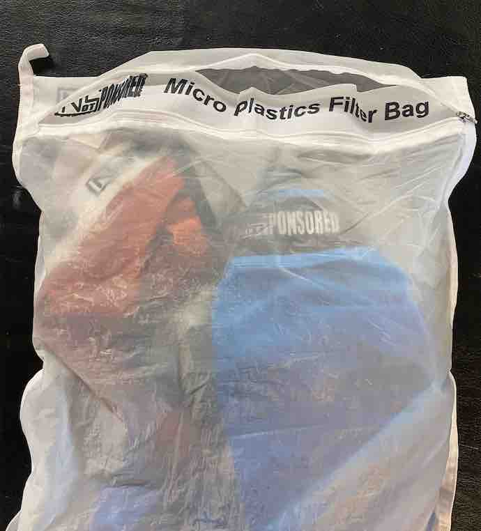 Micro Plastics Filer Bag