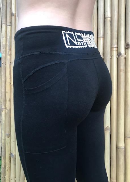 Bamboo Leggings yoga/activewear (Aud $65)