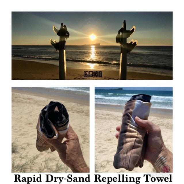 Rapid Dry Travel Towel \
